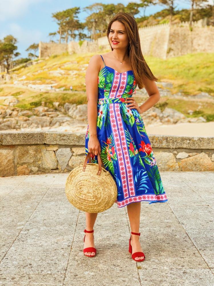 Vestido Midi Cucolii